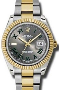 Datejust II (41mm)